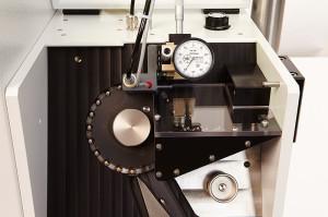 Präzise und hochwertige Mechanik für den harten Einsatz im industriellen Dreischichtbetrieb.