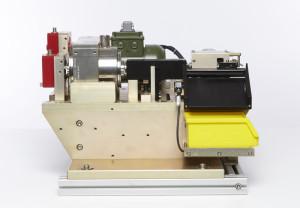 ibg Prüfmechanik für Zylinderrollen (Risse, Schleifbrand und Gefüge)